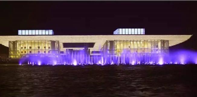 天津文化中心照明设计解析