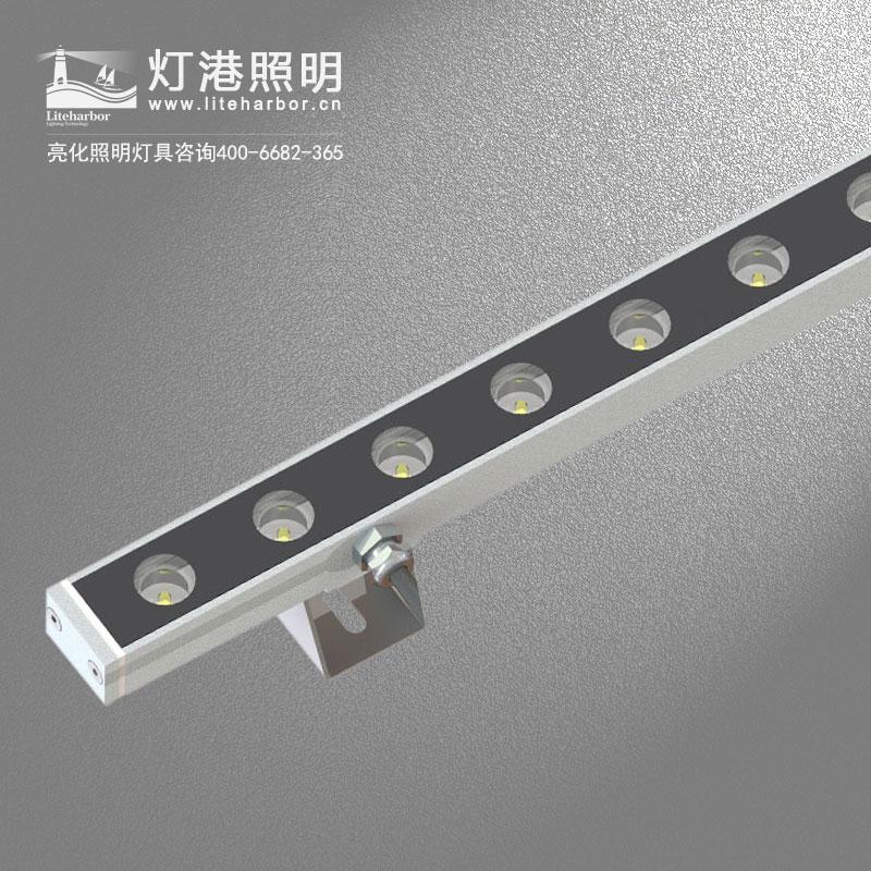 LED洗墙灯 户外智能控制系统 亮化工程LED洗墙灯