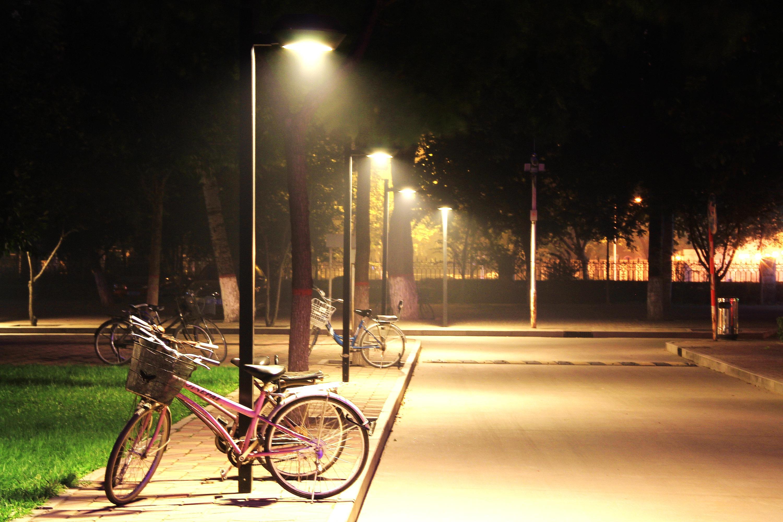 河北大学夜景亮化-室内亮化