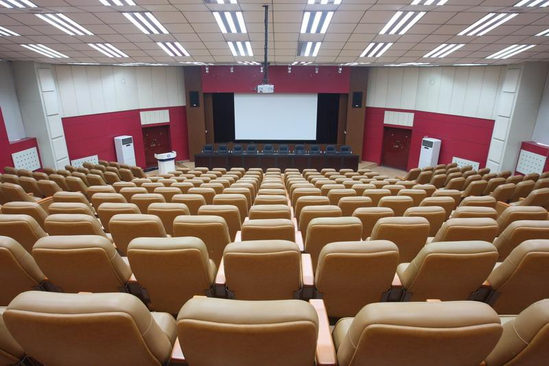 河北大学大课室