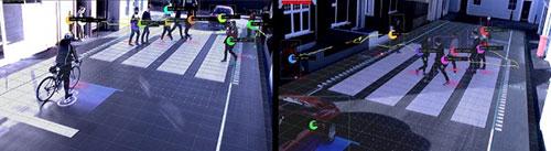 LED灯还能嵌入路面当斑马线?揭秘智慧城市新方向