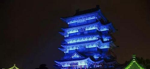世界自闭症日|全国多个地标性建筑纷纷亮起蓝灯