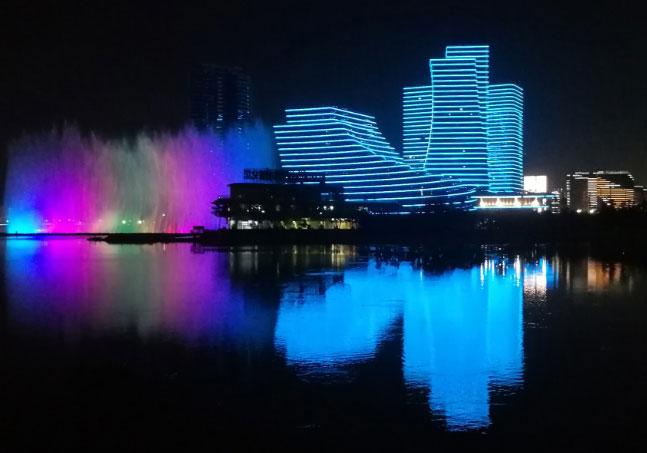 厦门海沧夜景 (3)