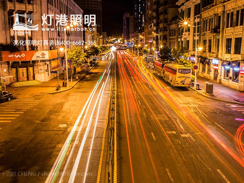 街道亮化照明