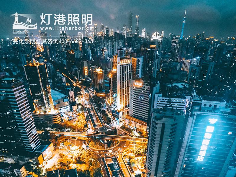 城市亮化照明