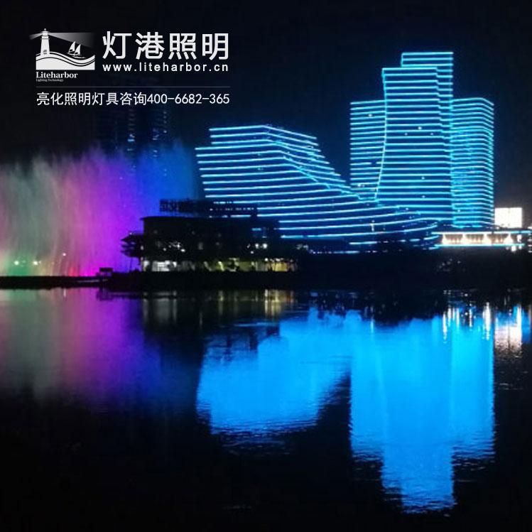 城市景观亮化照明