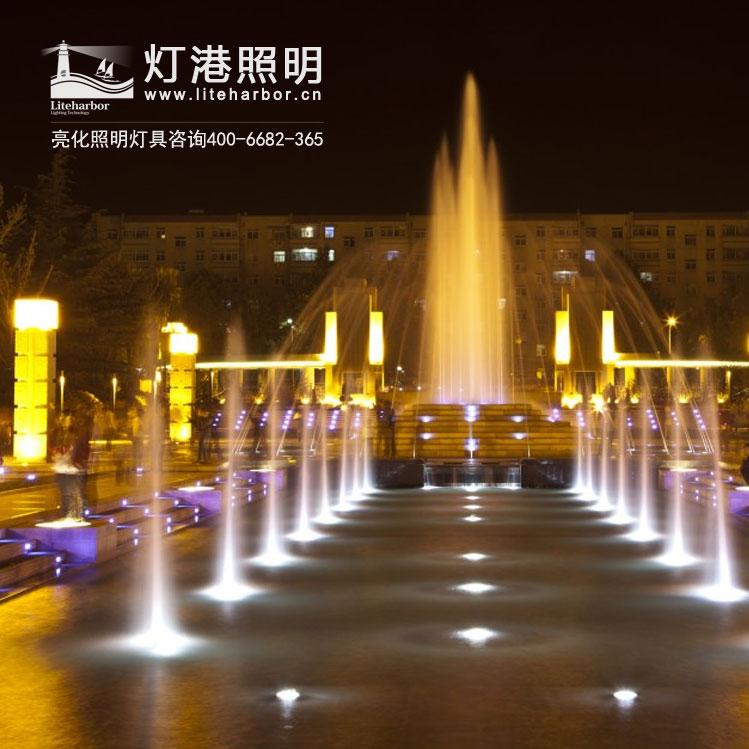 广场亮化照明